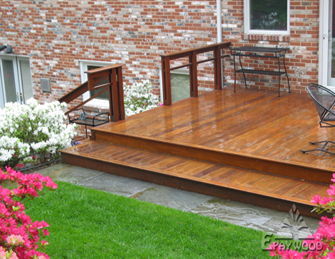 Epay Wood Deck